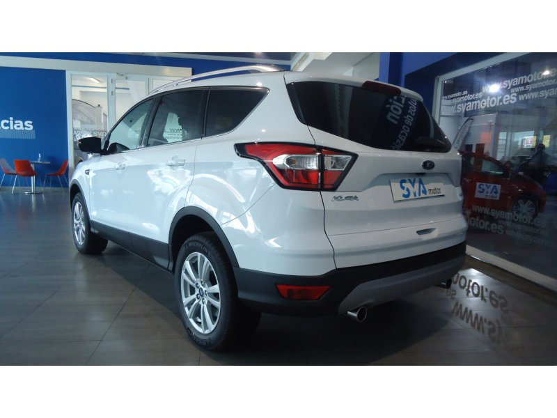 Ford Kuga 1.5 EcoBoost 88kW A-S-S 4x2 Trend+