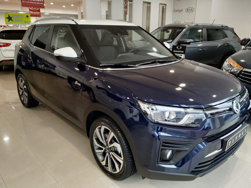 SsangYong Tivoli G15T AT Limited