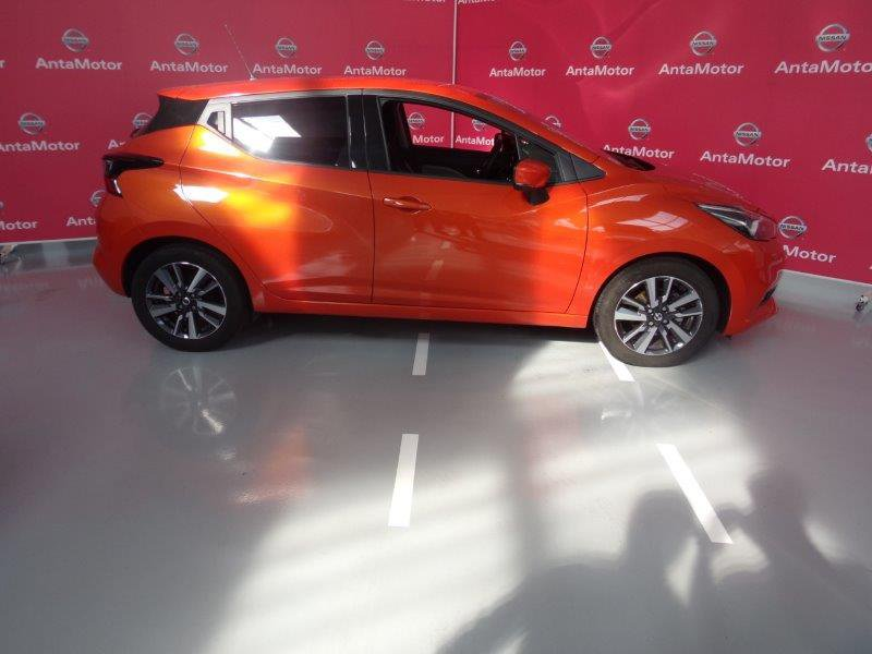 Nissan Micra 1.0 N-CONNECTA