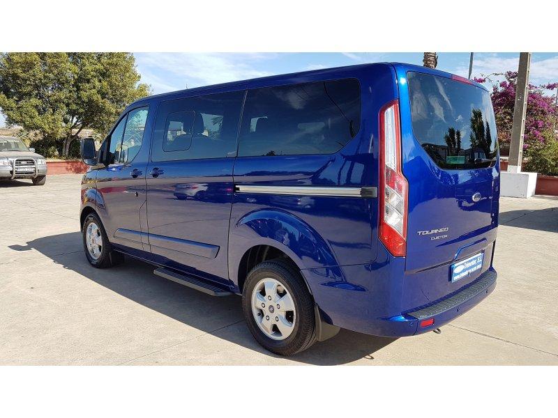 Ford Tourneo Custom 2.0 TDCI 125kW (170CV) L1 Titanium