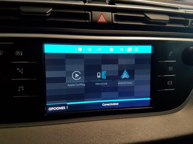 Citroen Grand C4 Picasso BlueHDi 120cv Shine