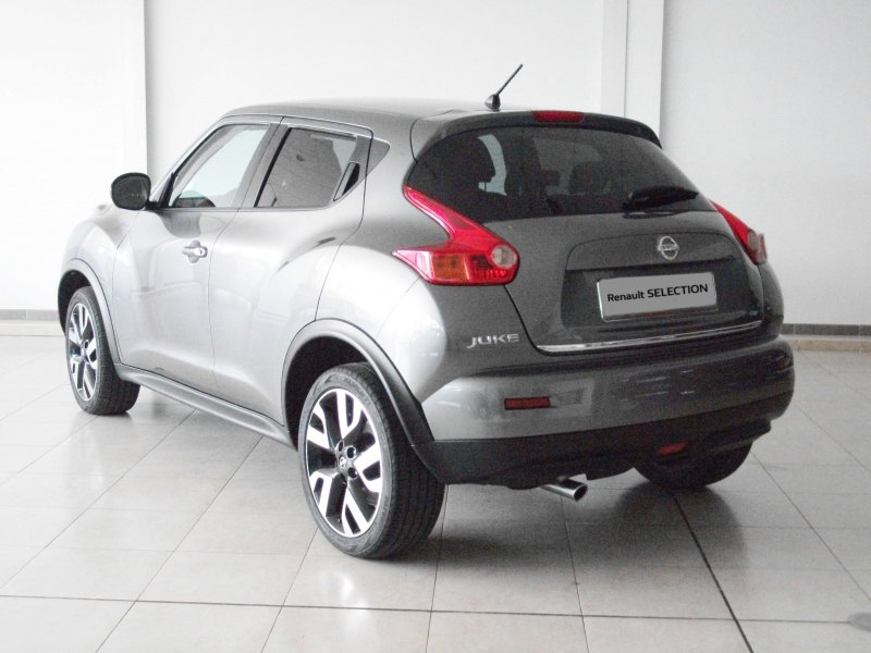 Nissan Juke 1.6 Connect 4X2 ACENTA