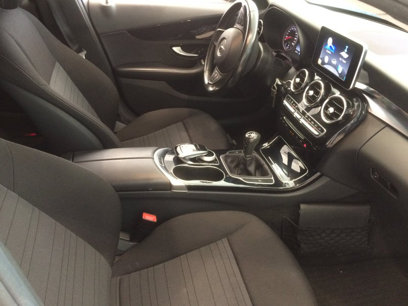 Mercedes-Benz Clase C C 220 BlueTEC 163cv Avantgarde