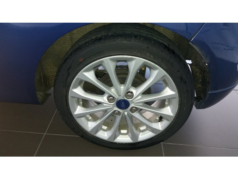 Ford Fiesta 1.6 TDCi 90CV Coupé Trend