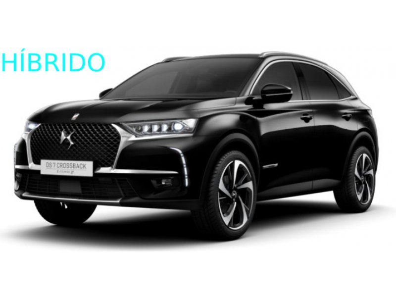 DS DS 7 Crossback 1.6 E-Tense GRAND CHIC Auto 4WD Grand Chic