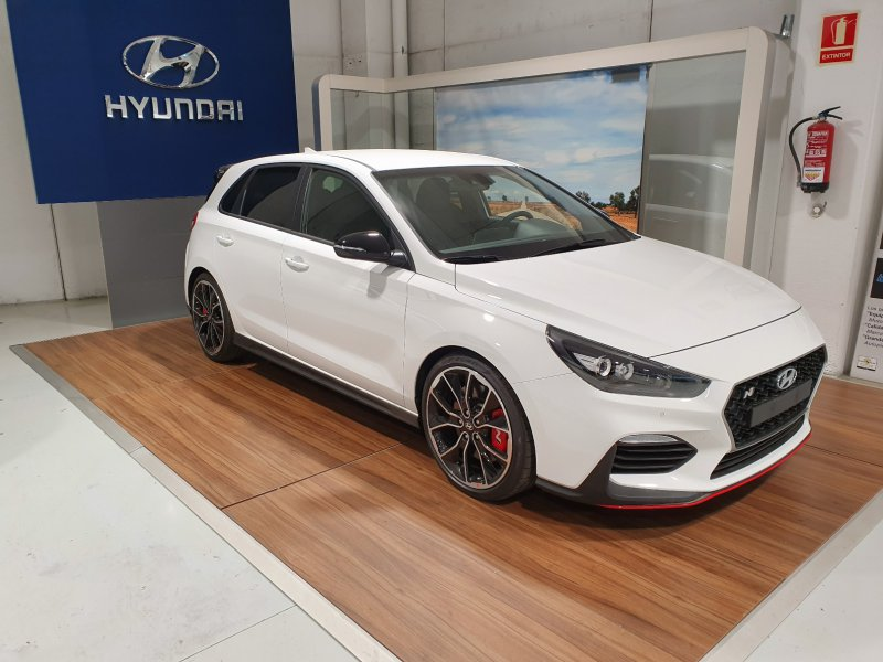 Hyundai I30 I30 5P TGDI 2.0 275CV PERFORM MY19 N