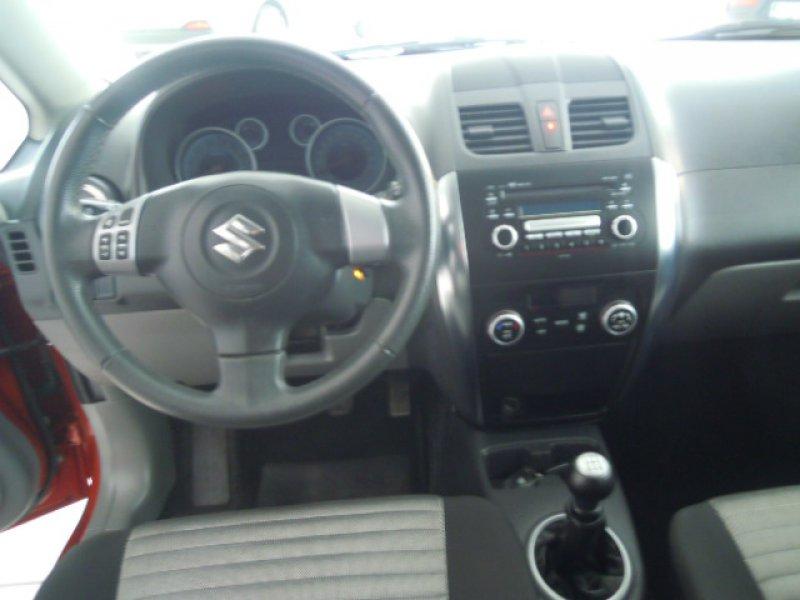 Suzuki SX4 1.6 4WD GLX