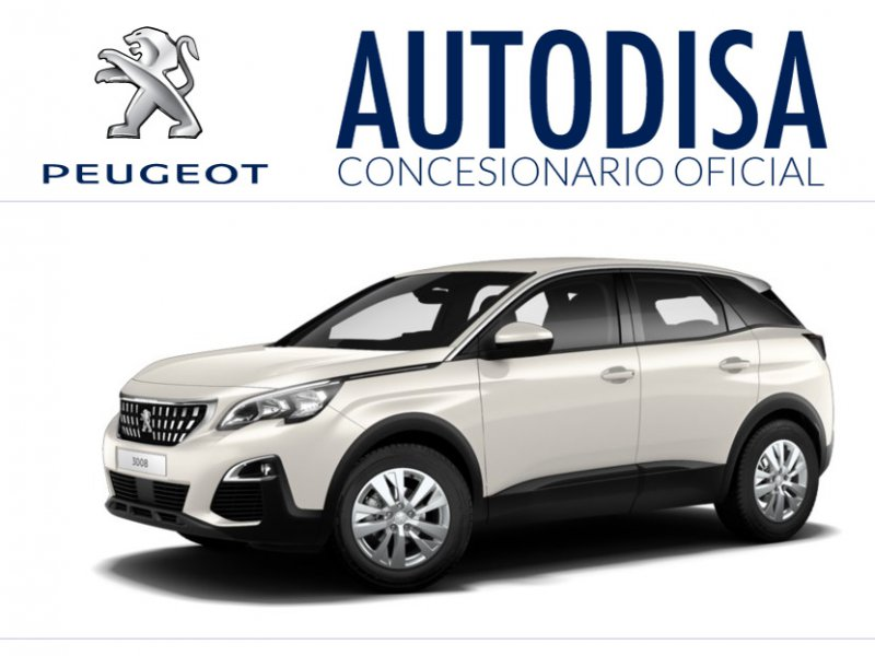 Peugeot 3008 BlueHDi 96kW (130CV) S&S EAT8 Active