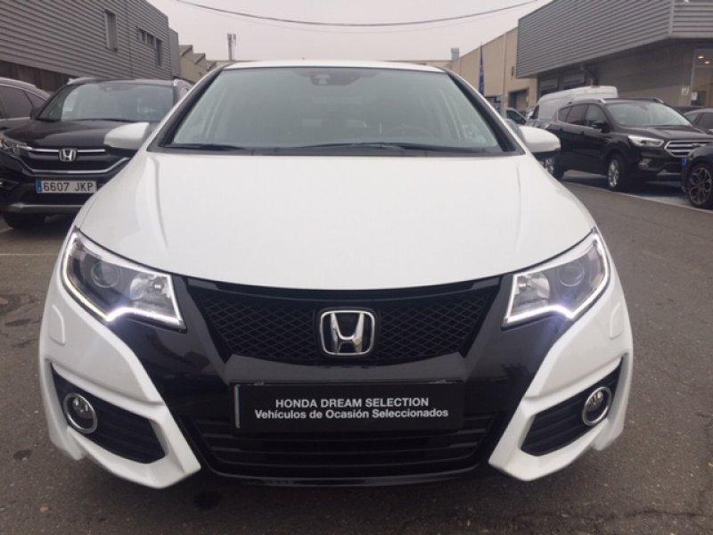 Honda Civic 1.8 i-VTEC Auto Elegance