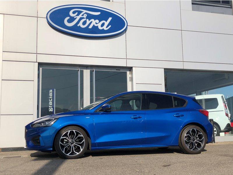 Ford Focus 1.0 Ecoboost 92kW ST-Line