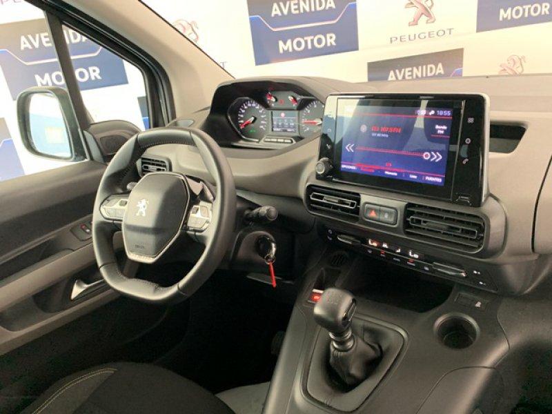 Peugeot Rifter Standard BlueHDi 96kW Active