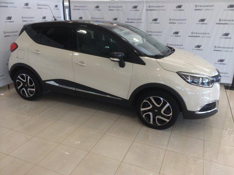 Renault Captur dCi 90 EDC eco2 Zen