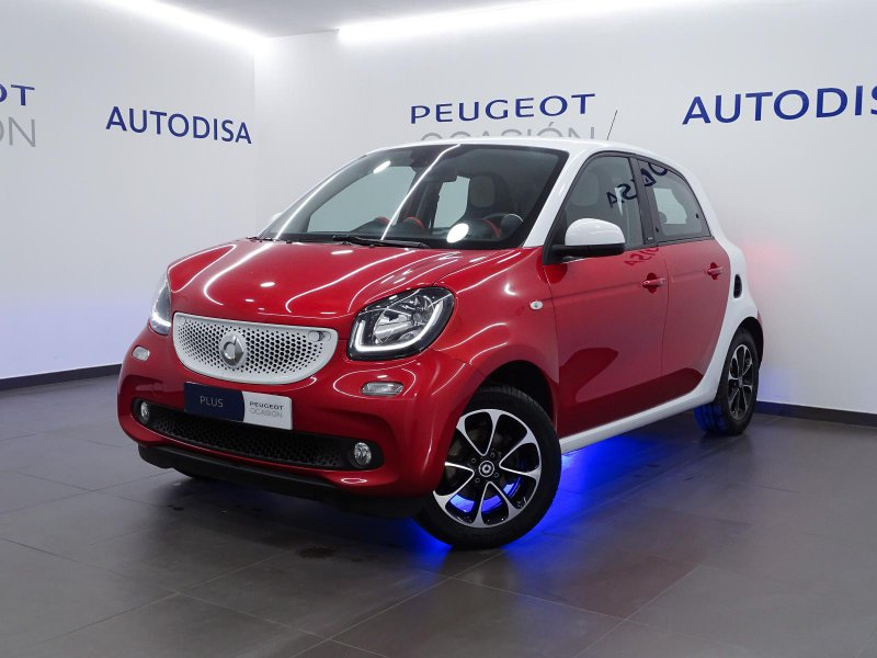 Smart Forfour 52 -