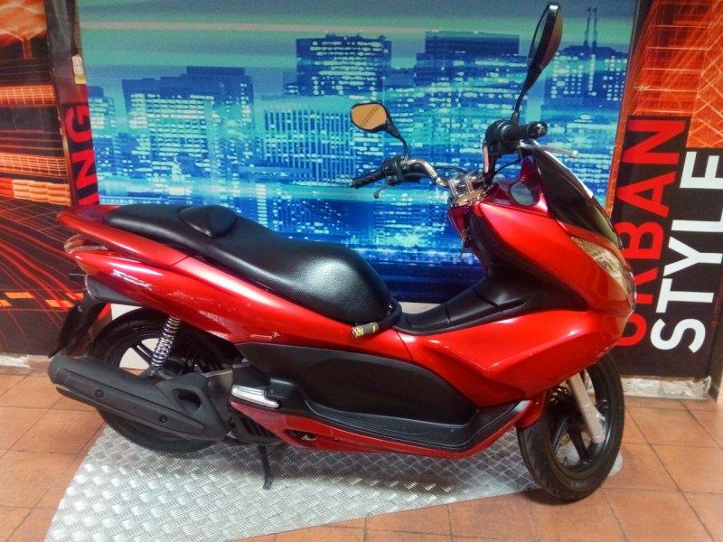 Honda-Moto PCX 125 4T