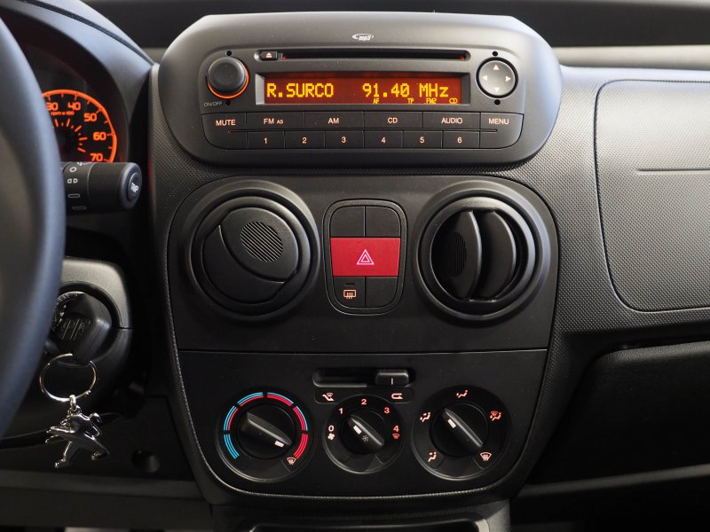 Peugeot Bipper Tepee 1.3 HDi 80cv Active