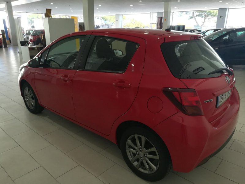 Toyota Yaris 1.4 100CV City