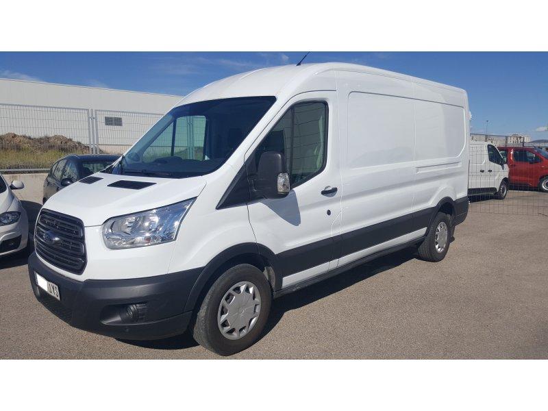 Ford Transit 350 130cv L3H2 Van Delantera Trend