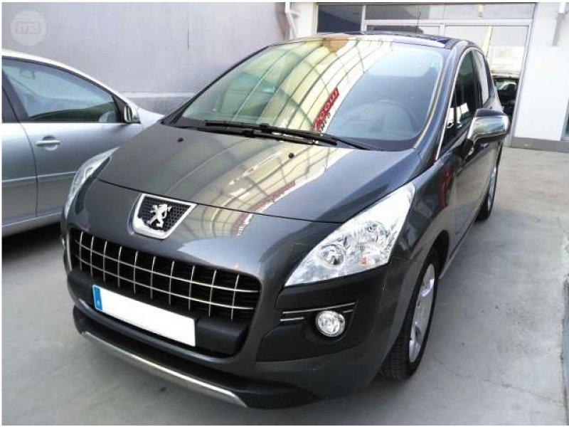 Peugeot 3008 1.6 HDI 112 FAP CMP Premium