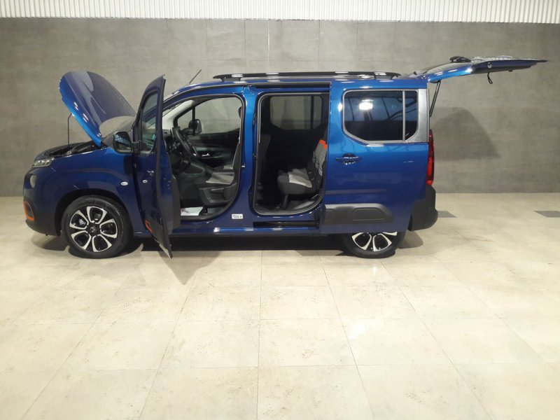 Citroen Berlingo Talla M BlueHDi 100 SHINE Shine