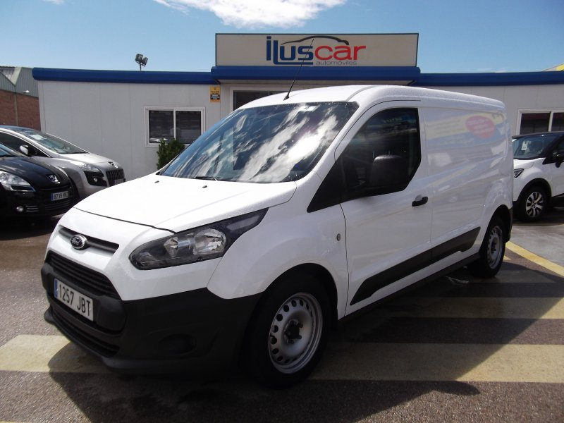 Ford Connect Van 1.6 TDCi 115cv 210 L2 Ambiente