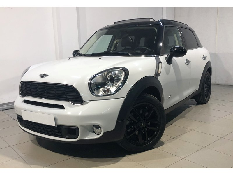 Mini Countryman COOPER SD COUNTRYMAN COOPER S ALL 4