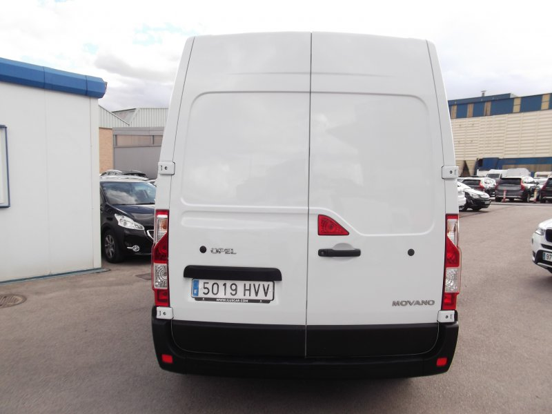 Opel Movano 2.3 CDTI 125 CV L1 H2 F 3.5t -