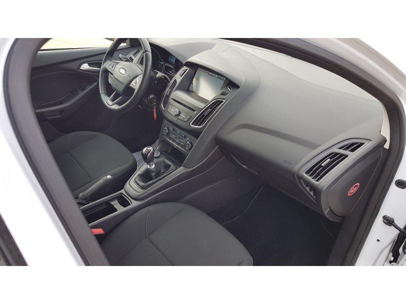 Ford Focus 1.5 TDCi 95cv Trend