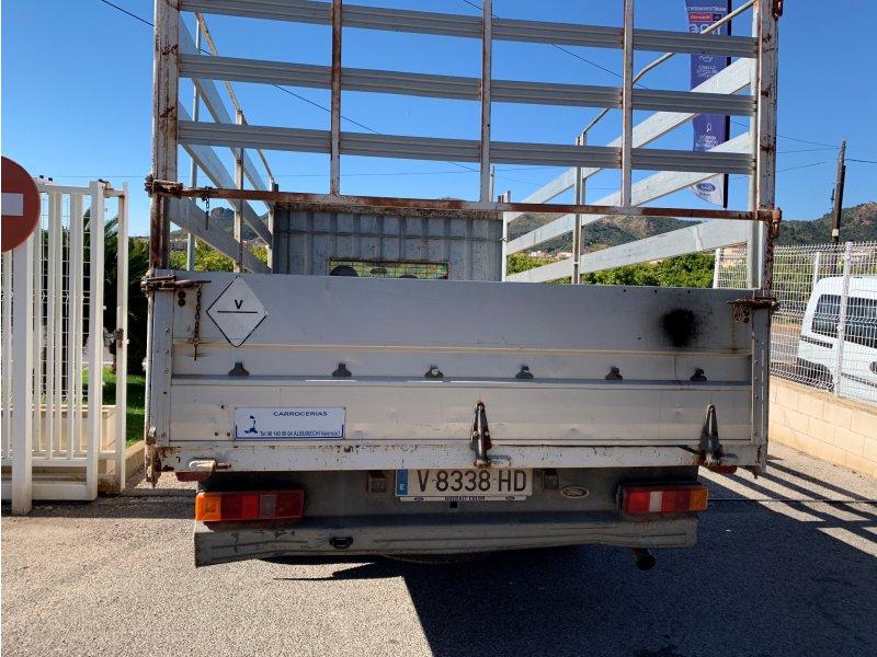 Ford Transit (O) 190 LWB EL (DR) 2.5TD 100 -
