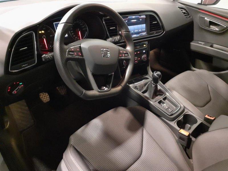 SEAT León 1.5 TSI 110kW (150CV) ACT St&Sp FR Plus