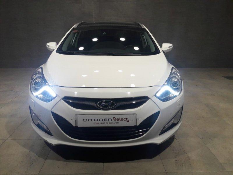 Hyundai i40 CW 1.7 CRDi GLS 136cv Style S