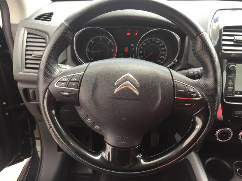 Citroen C4 Aircross 1.6 HDi 115cv 4WD Exclusive