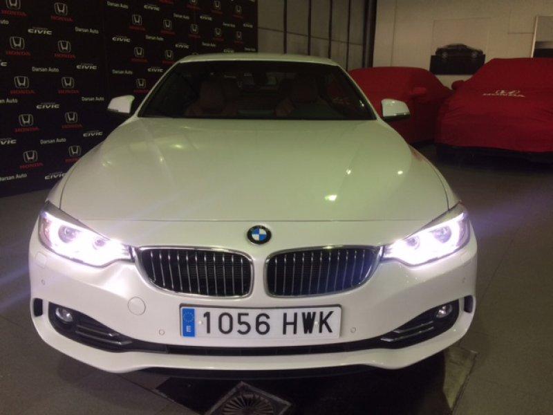 BMW Serie 4 420d -luxury