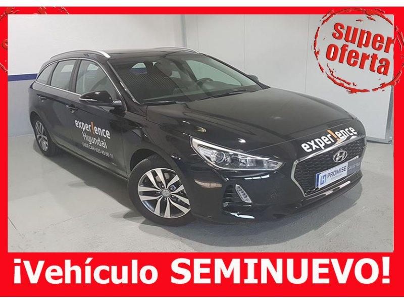 Hyundai I30 CW 1.6 CRDi 110cv Tecno