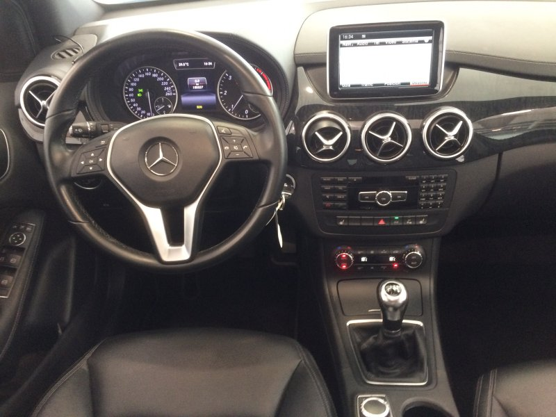 Mercedes-Benz Clase B B 180 CDI 109cv BlueEFFICIENCY Chrome
