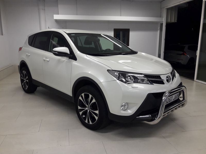 Toyota Rav4 150D AWD Executive Advance