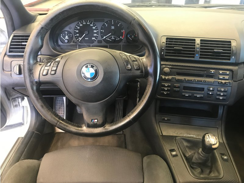 BMW Compact 320td Compact M Sport 320td M Sport