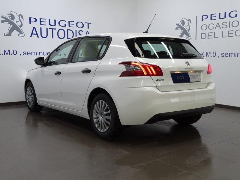Peugeot 308 5p BlueHDi 73KW (100CV) Business Line