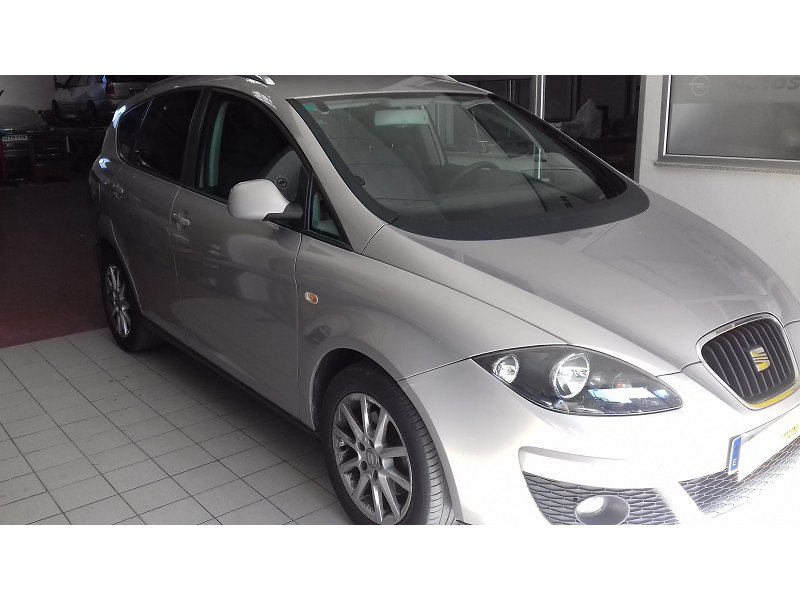 SEAT Altea XL 1.6 TDI 105cv Ecomotive Reference