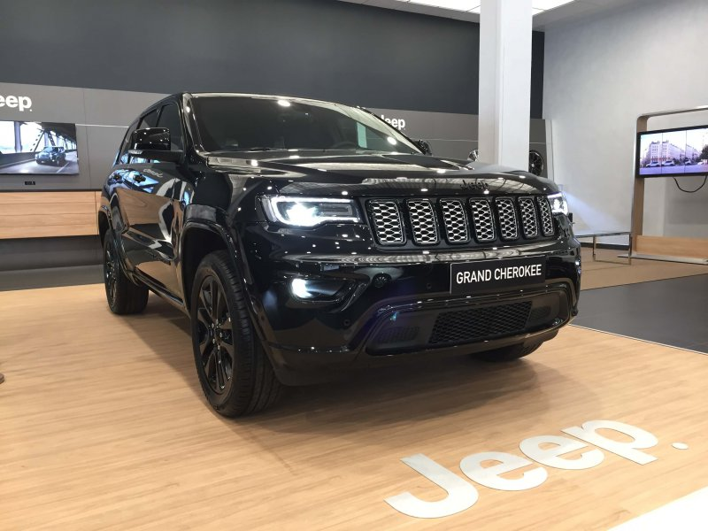 Jeep Grand Cherokee 3.0 V6 Diesel 184kW E6 Night Eagle