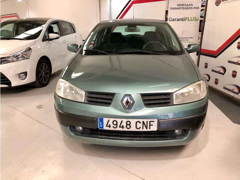 Renault Mégane SEDAN 1.6 16V CONFORT DYNAMIQUE