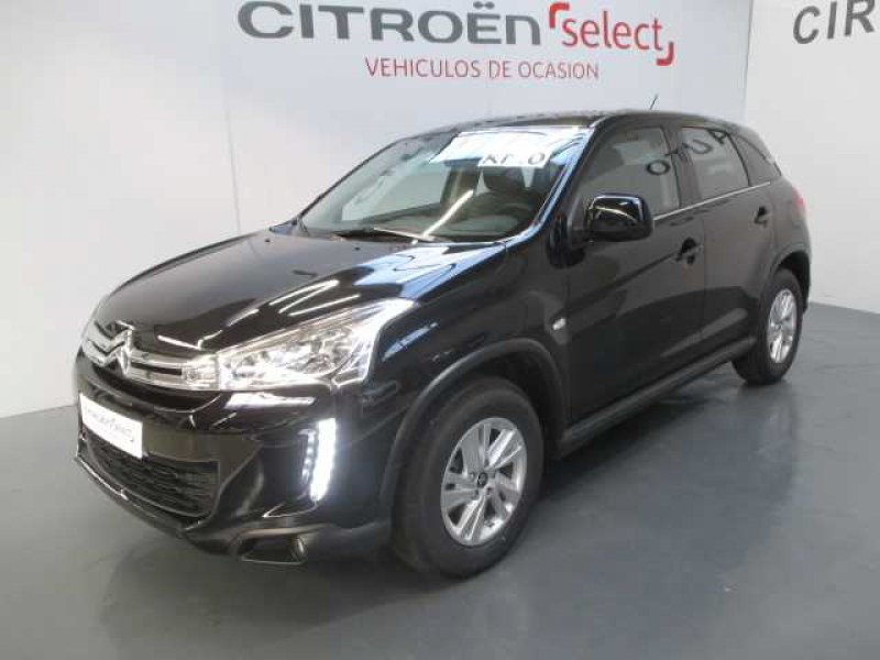 Citroen C4 Aircross HDi 84KW (115CV) S&S 6v 2WD Live Edition