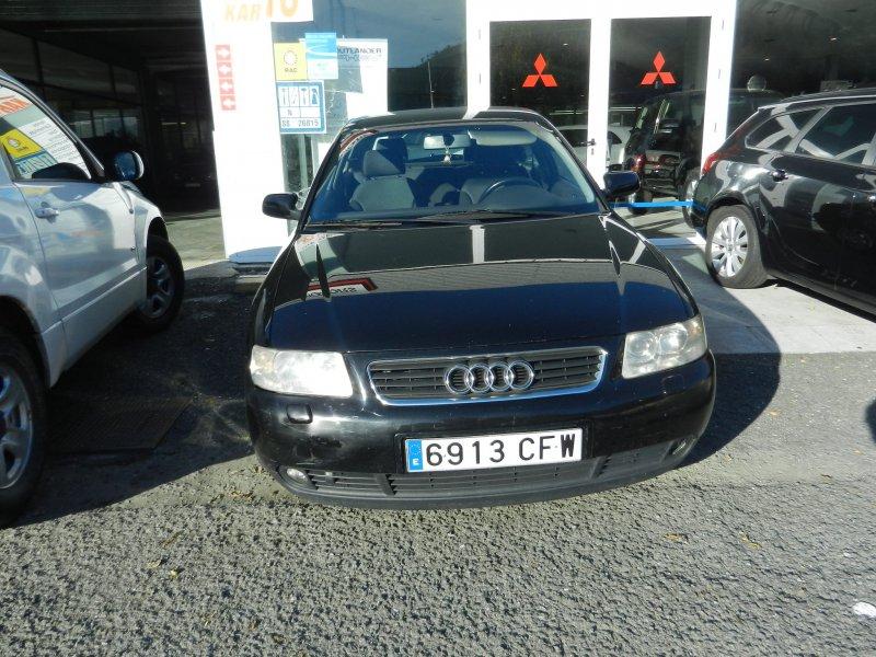 Audi A3 1.6 (Precio PROFESIONAL)