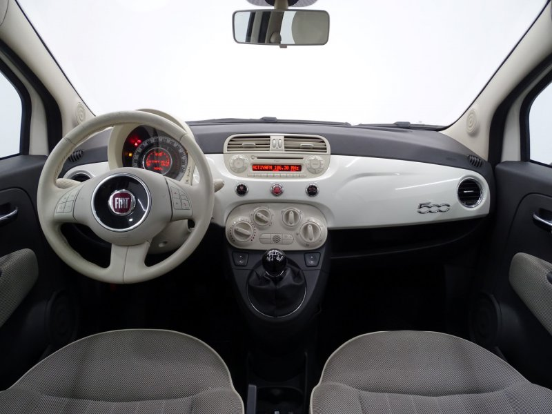 Fiat 500 1.2 8v 69 CV EU6 Lounge