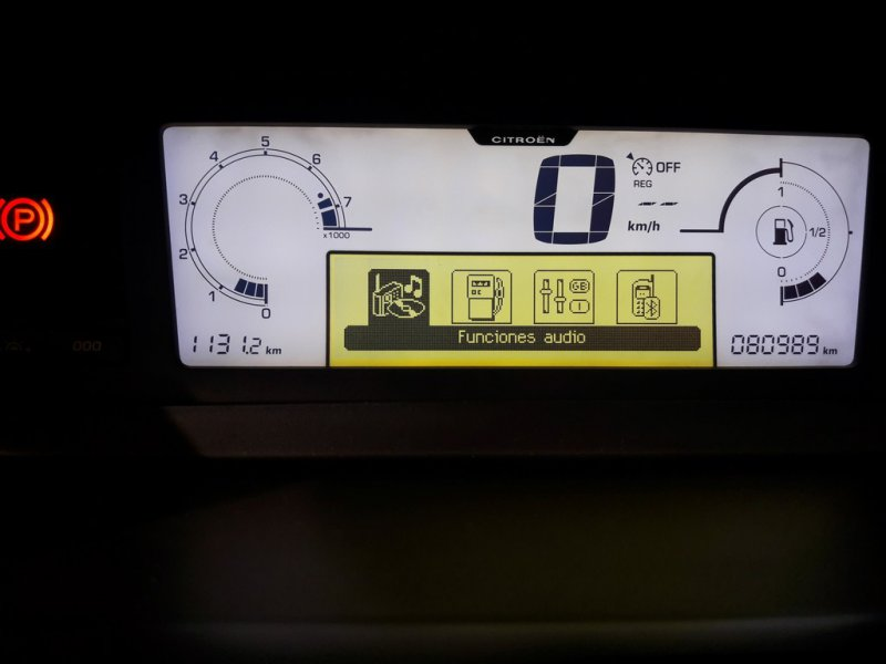 Citroen C4 Picasso 1.6 VTi 120cv Premier