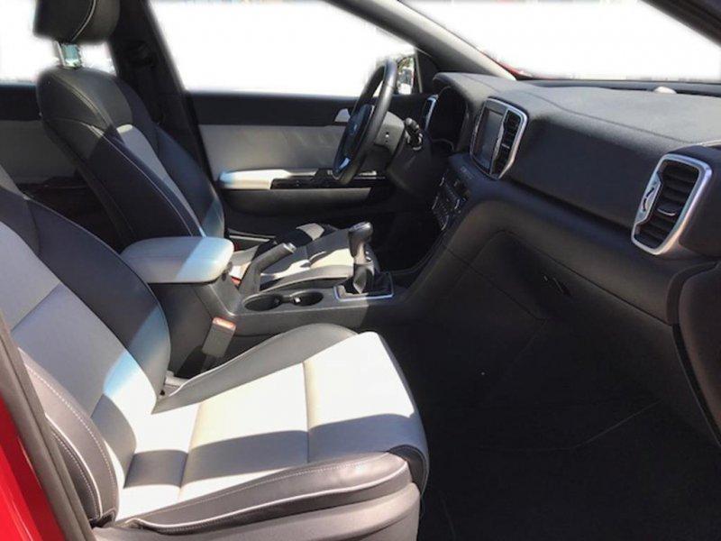 Kia Sportage 1.6 T-GDi 177CV 4x4 GT Line