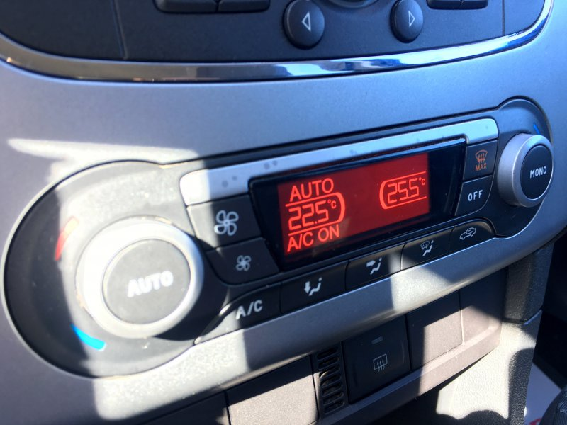 Ford Focus 1.8 Flexifuel Trend