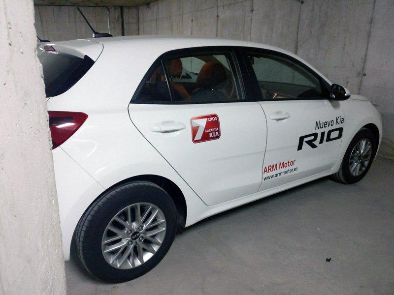 Kia Rio 1.2 CVVT Drive