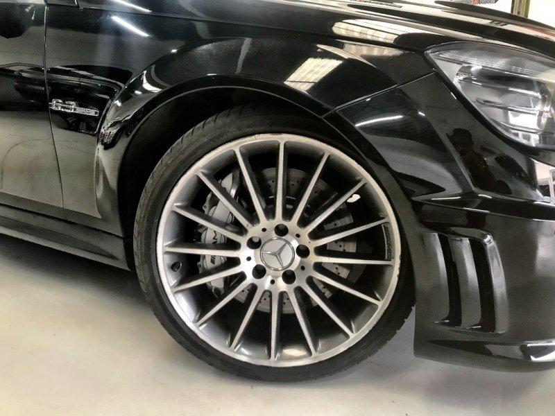 Mercedes-Benz Clase C C 63 AMG