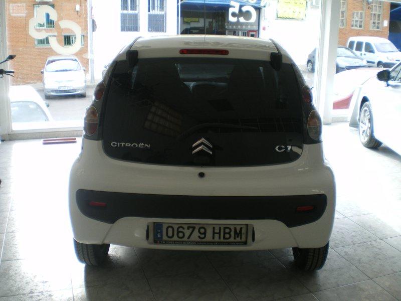 Citroen C1 1.4 HDI 55cv