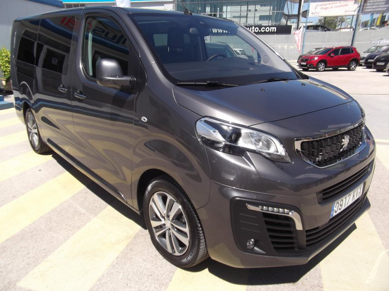 Peugeot Traveller BlueHDi 110KW (150CV) Long Allure